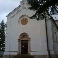 Photo taken at Manastir Sveti Dimitrije, Divljana by Дејан Ћ. on 1/5/2013