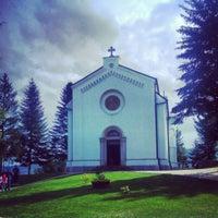Photo taken at Manastir Sveti Dimitrije, Divljana by Дејан Ћ. on 5/11/2014