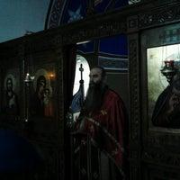 Photo taken at Manastir Sveti Dimitrije, Divljana by Дејан Ћ. on 2/17/2013