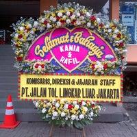 Photo taken at Pasar Kembang Tebet Barat by Tebet F. on 4/7/2015