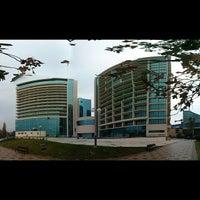Photo taken at Российский Международный Олимпийский Университет / Russian International Olympic University by Borodist K. on 11/14/2013