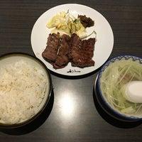 4/8/2017にnaonao s.が牛たん炭焼 利久 多賀城店で撮った写真