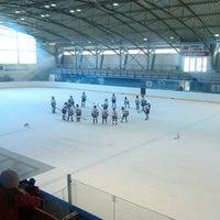 Photo taken at Zimný štadión Partizánske by Smato on 11/17/2013
