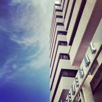 Photo taken at Palacio Federal by Nino K. on 12/17/2012