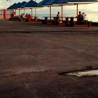 Photo taken at Barbecue sa Pantalan by Cielo C. on 5/14/2013