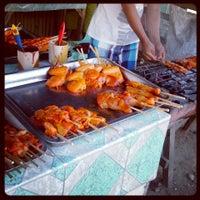 Photo taken at Barbecue sa Pantalan by Cielo C. on 5/24/2013