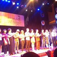 Photo taken at Trung tâm ca nhạc nhẹ TPHCM by Duong V. on 6/14/2014