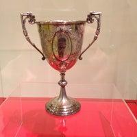 9/26/2012 tarihinde Eda K.ziyaretçi tarafından Galatasaray Müzesi'de çekilen fotoğraf