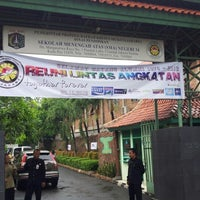 Foto diambil di SMAN 34 Jakarta oleh Winandoyo A. pada 10/20/2012
