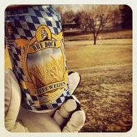 Photo taken at Harvard Gulch Golf Course by Josh M. on 3/16/2013