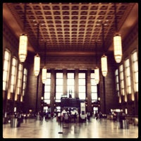 Photo taken at 30th Street Station (ZFV) by Robert on 5/29/2013