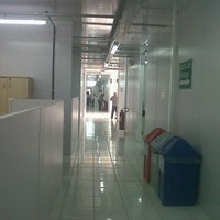 Photo taken at Consórcio TUC Construções by Claudio R. on 1/22/2013