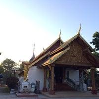 Photo taken at วัดหัวเวียง @ เชียงของ by Wasan P. on 2/8/2014