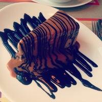 Photo taken at Roadster Diner by Hiba K. on 4/28/2013