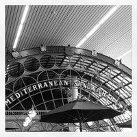 Photo taken at Mediterranean Sandwich Bar by Finville V. on 7/12/2013