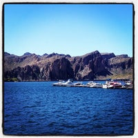 Photo taken at Desert Belle Tour Boat by Craig L. on 5/12/2013