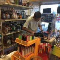 Photo taken at Gene's Liquor And Deli by Sam W. on 1/31/2015