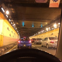Photo taken at Jalan Tun Razak Tunnel by B K. on 6/17/2016
