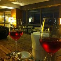 Photo taken at Summit Bar & Terrace by tugbatanriverdi on 1/26/2013