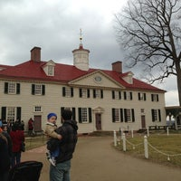 Photo taken at George Washington's Mount Vernon by Claudia S. on 2/16/2013