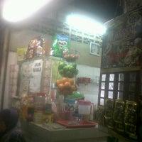 Photo taken at Mawar Efisien Cafe by HuruHara on 5/17/2013