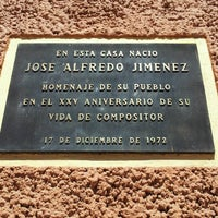 Photo taken at Casa Museo José Alfredo Jiménez by Adi F. on 2/3/2013