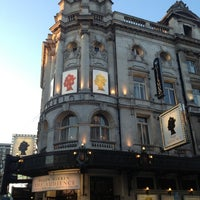 Photo taken at Gielgud Theatre by Elizabeth S. on 4/1/2013