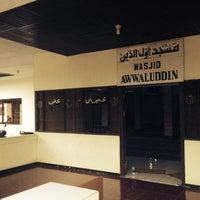 Photo taken at Masjid Awaluddin by muhammad h. on 11/15/2013