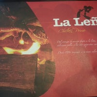 Photo taken at La Leña by Omar B. on 9/21/2013