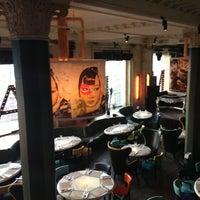 Снимок сделан в Miami Grand Cafe by Sergey Gladun пользователем emeliano 4/17/2013