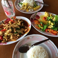 Photo taken at Malee Restaurant by Roman J. on 3/28/2014