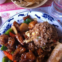 photo taken at china garden by mary f on 352013 - China Garden Frederick Md