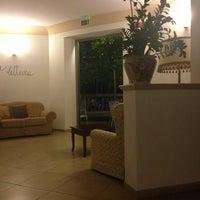 Photo taken at Hotel Sovrana by Ksenia G. on 8/31/2013