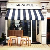 4/16/2013 tarihinde Muliaziyaretçi tarafından The Monocle Café'de çekilen fotoğraf