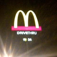 Photo taken at McDonald's & McCafé by Sky2404 on 11/16/2012
