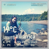 Photo taken at Playa Correntoso by Maida S. on 2/21/2013