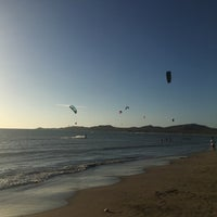 Photo taken at El Cabo de la Vela by André F. on 1/10/2017