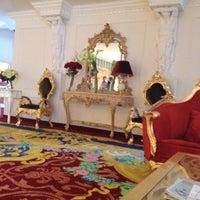 Снимок сделан в Royal Congress Hotel пользователем Maria M. 11/30/2012