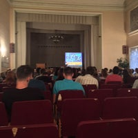 Снимок сделан в Київський будинок вчених НАН України пользователем Arthur 9/9/2016