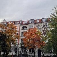 Photo taken at Spielplatz by Michael on 10/13/2013