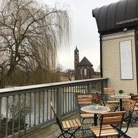Das Foto wurde bei BrückenCafè am Heineufer von Michael am 3/8/2017 aufgenommen