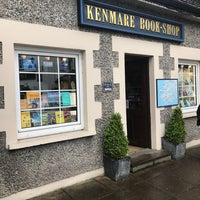 Photo taken at Kenmare Bookshop by Michael on 7/28/2017