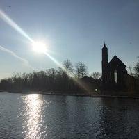 Das Foto wurde bei BrückenCafè am Heineufer von Michael am 3/16/2016 aufgenommen