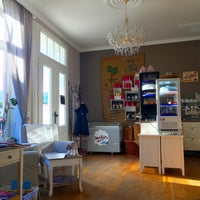Das Foto wurde bei Wohnzimmer. Das Café von Michael am 10/10/2015 aufgenommen
