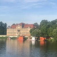 Das Foto wurde bei Schloss Plaue von Michael am 8/8/2017 aufgenommen