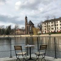 Das Foto wurde bei BrückenCafè am Heineufer von Michael am 3/12/2017 aufgenommen