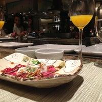 Photo taken at Teppanyaki Restaurant Sazanka by Robert M. on 5/16/2013