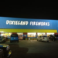 Photo taken at Dixieland Fireworks by Tammy T. on 7/4/2013