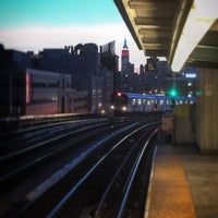 Photo taken at MTA Subway - 33rd St/Rawson St (7) by Andy on 9/6/2015