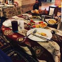 2/27/2018 tarihinde Mehtap A.ziyaretçi tarafından Topdeck Cave Restaurant'de çekilen fotoğraf